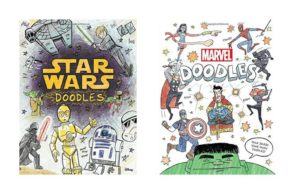 Gift Ideas For Creative Kids Marvel Star Wars Doodles Bright Light Mama